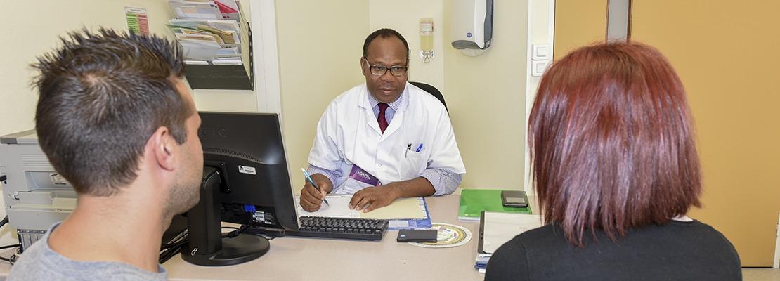 consultations gynécologiques