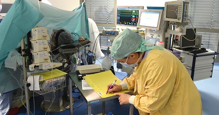anesthesie au bloc