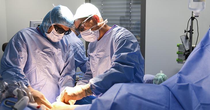 Chirurgie urologique adulte et enfant