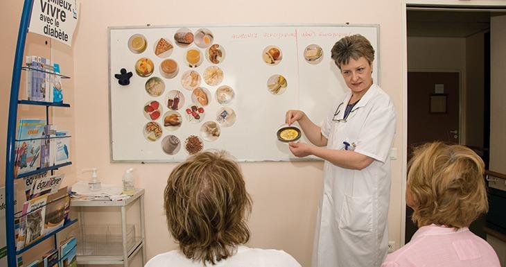 Diabétologie – endocrinologie