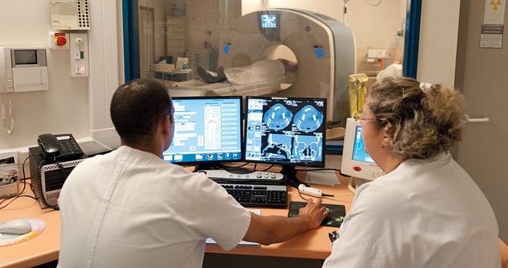 Radiologie générale, scanner, IRM