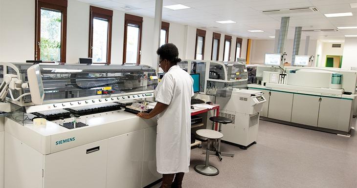 Laboratoire de biologie médicale