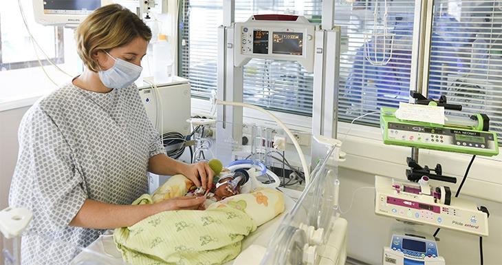 Néonatologie et réanimation néonatale