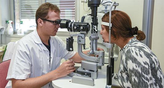 photo ophtalmologie