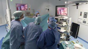photo bloc opératoire
