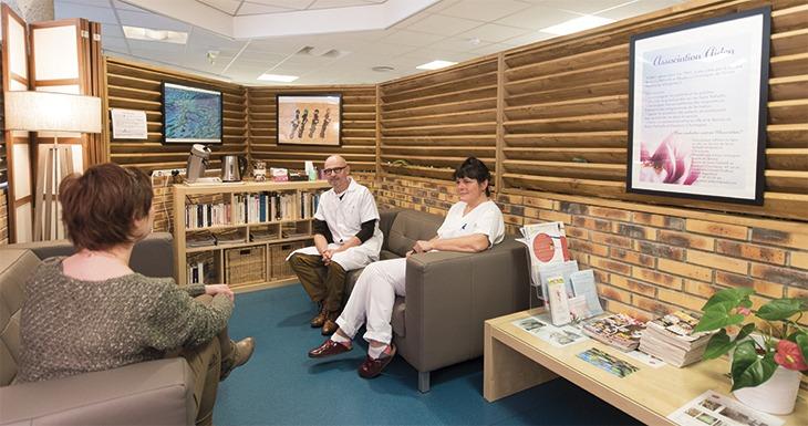 salon soins palliatif