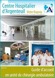Guide d'accueil en chirurgie ambulatoire