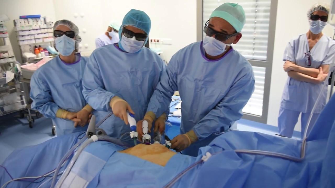 Le service de chirurgie urologique adulte et pédiatrique