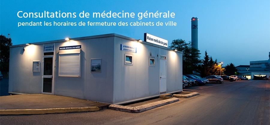La maison médicale de garde