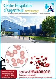 plaquette service hématologie