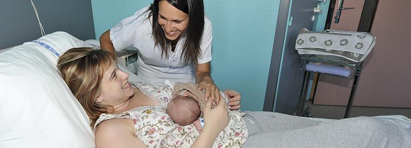 Votre séjour en maternité