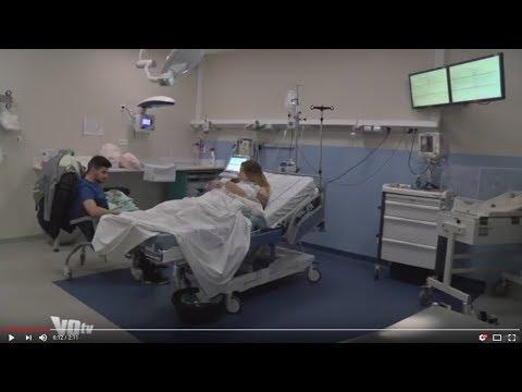 Reportage VOtv : Rénovation de la maternité