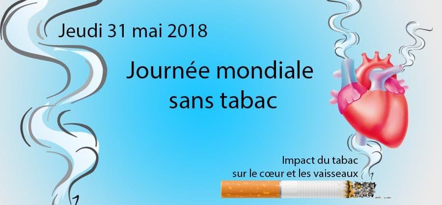 illustration journée sans tabac 2018