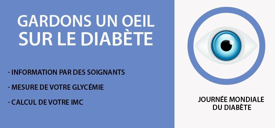 illustration journée du diabète 2018