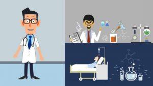 Vignette de la vidéo de présentation de la recherche clinique de l'hôpital d'Argenteuil