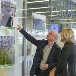 Une exposition développement durable à l'hôpital