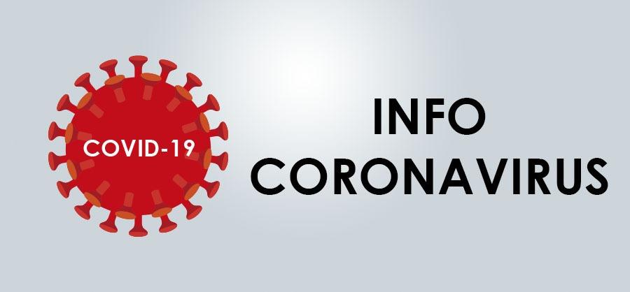bandeau information coronavirus