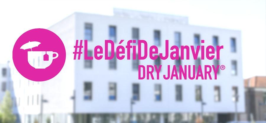 Dry January : Relevez le défi de Janvier !